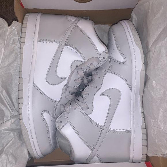 Nike Vast Grey High Dunk